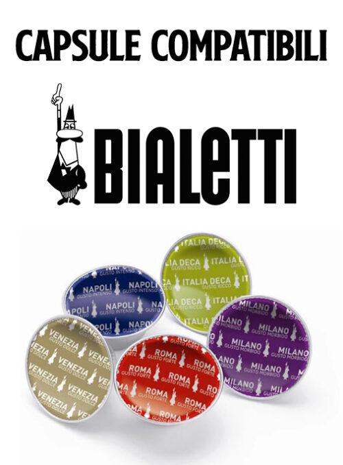 Capsule compatibili Bialetti
