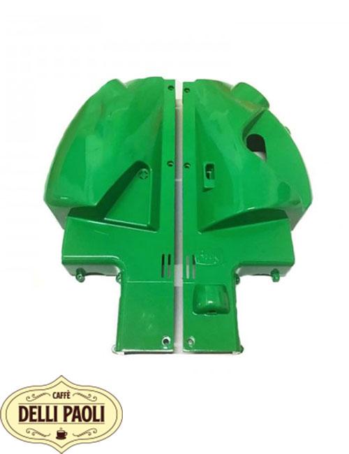 Coppia di Scocche originali ricambio per DiDiesse Frog Revolution colore Giallo